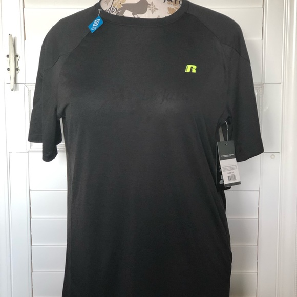 Russell Athletic Other - Russell Men's Black Tee Shirt Size M (38-40)